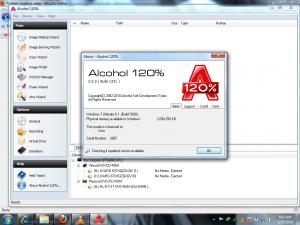 Как пользоваться программой Alcohol 120% или чем открыть iso файл