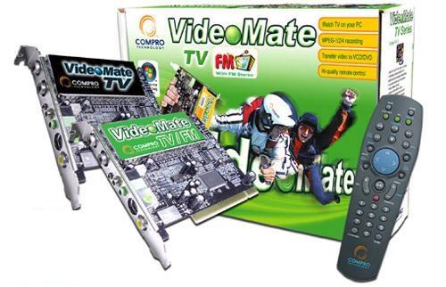 Compro-VideoMate-TVFM